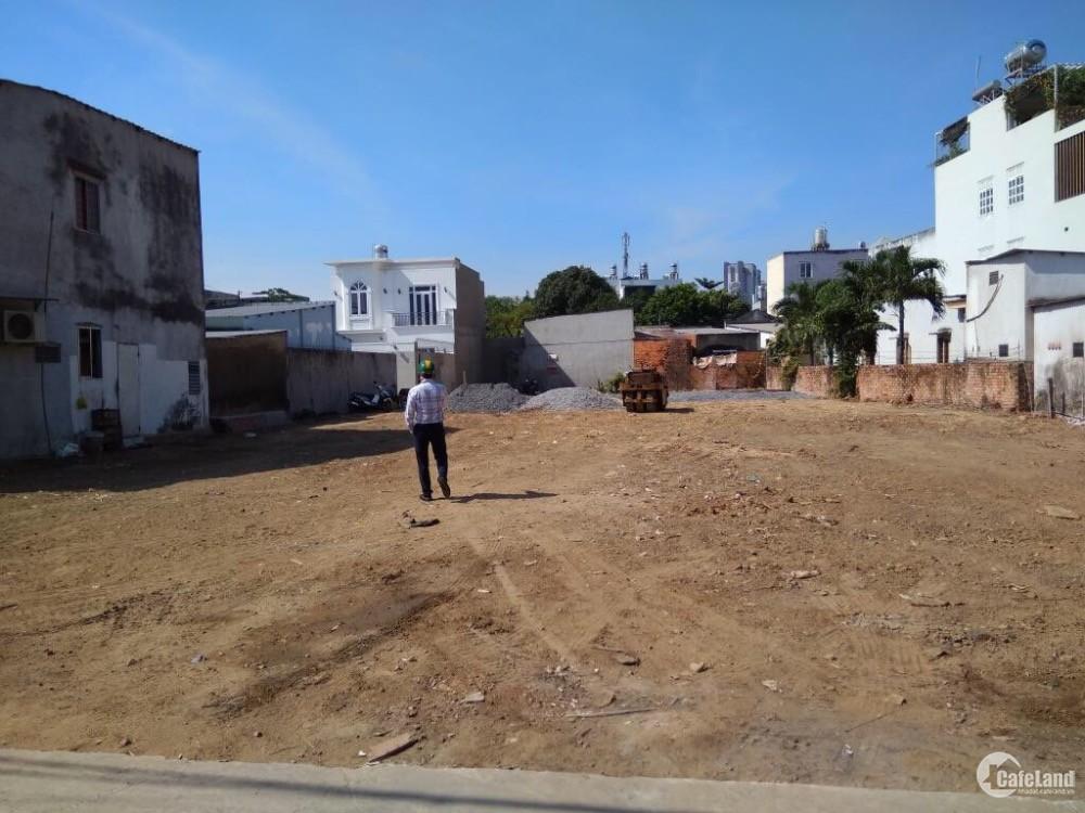 Cần bán lô đất gần chợ Bến Cát. 100m2 (5x20). Sổ Hồng chính chủ sang tên ngay