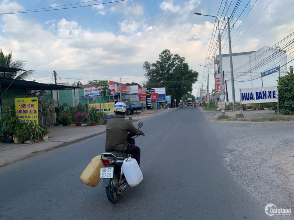 Bán Đất Nền Mặt Tiền Đại Lộ Bắc Sơn Long Thành.