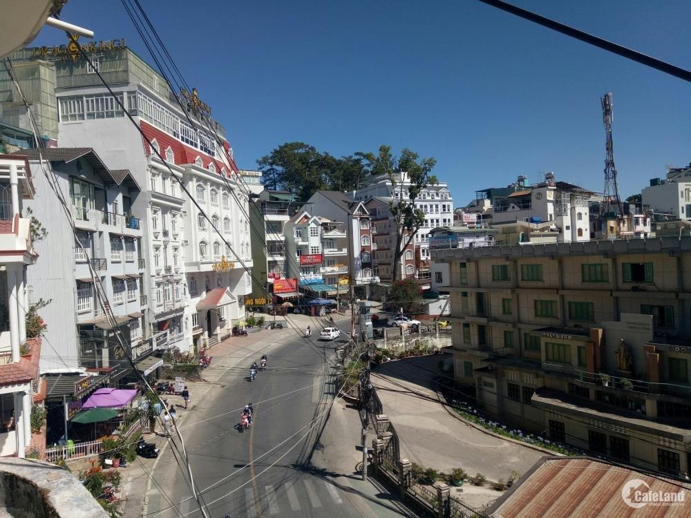 Bán lô đất mặt tiền đường Bùi Thị Xuân giá tốt nhất khu vực thành phố Đà Lạt