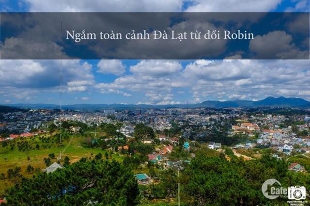 Bán quỹ đất lớn đầu tư 2hecta trung tâm thành phố Đà Lạt