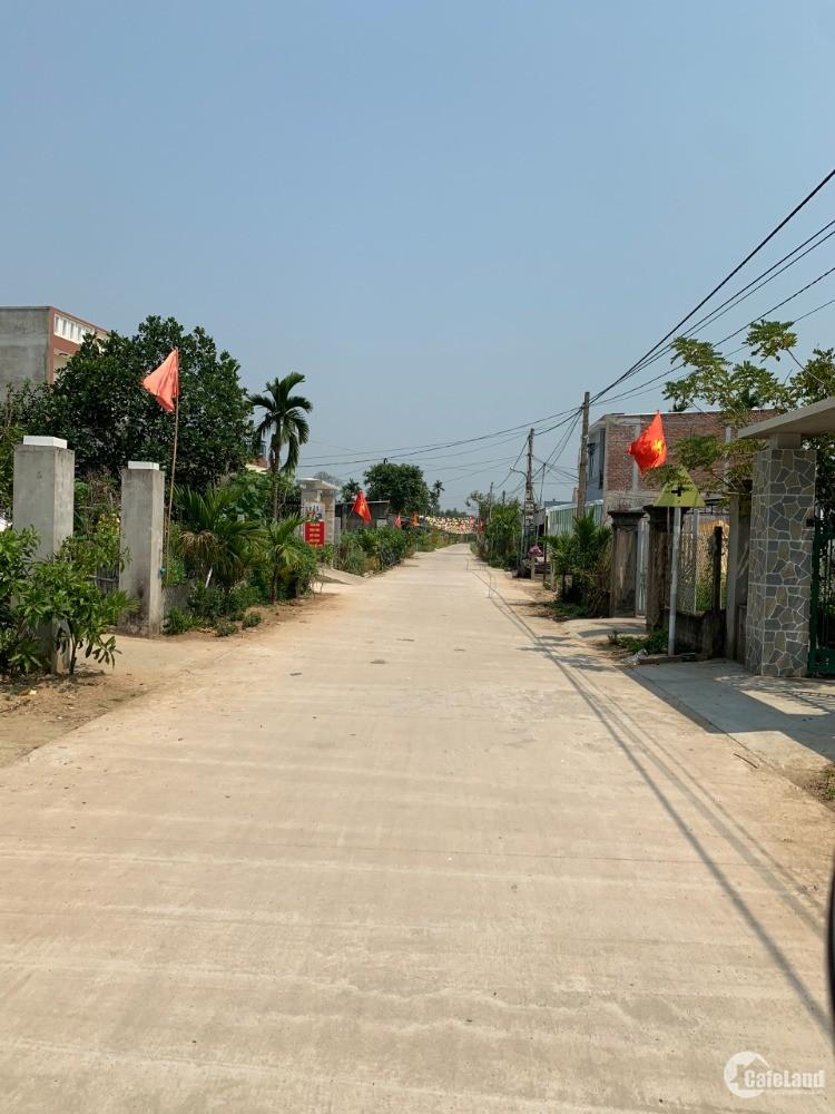 Khu dân cư Phú Mỹ  Đường 5m, gần trường học và chợ Đại Hiệp