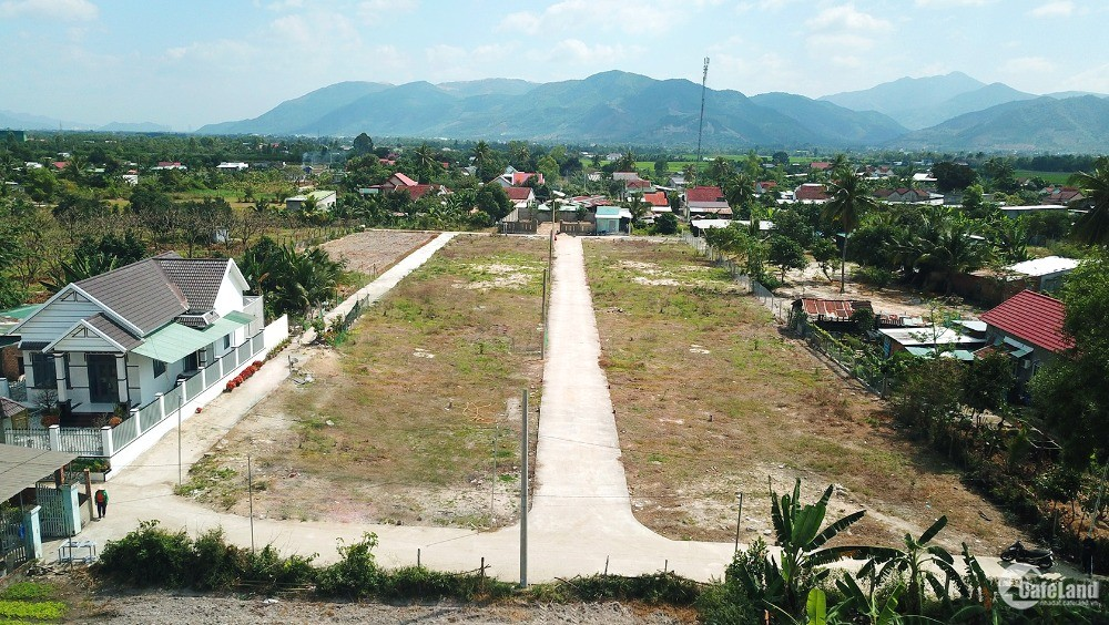Cần ra đi một số lô đất mới lên đô thị loại IV ở Suổi Tiên – Diên Khánh
