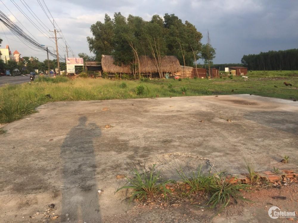 Bán đất mặt tiền đường Lê Quý Đôn, ngay UBND Tân Phước, Đồng Phú, Bình Phước