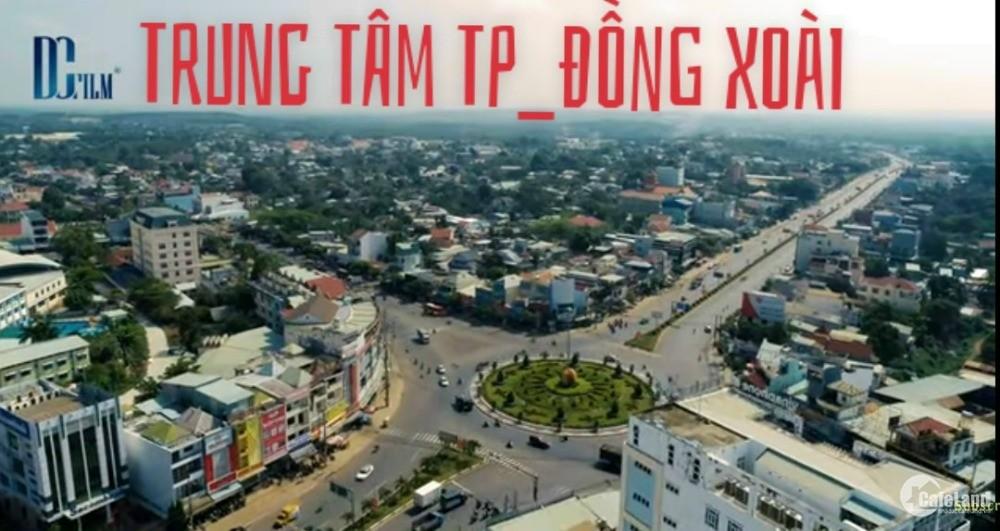 Đất phân lô sổ sẵn giá công nhân tại Hớn Quảng-Đồng Phú, gần nhiều KCN