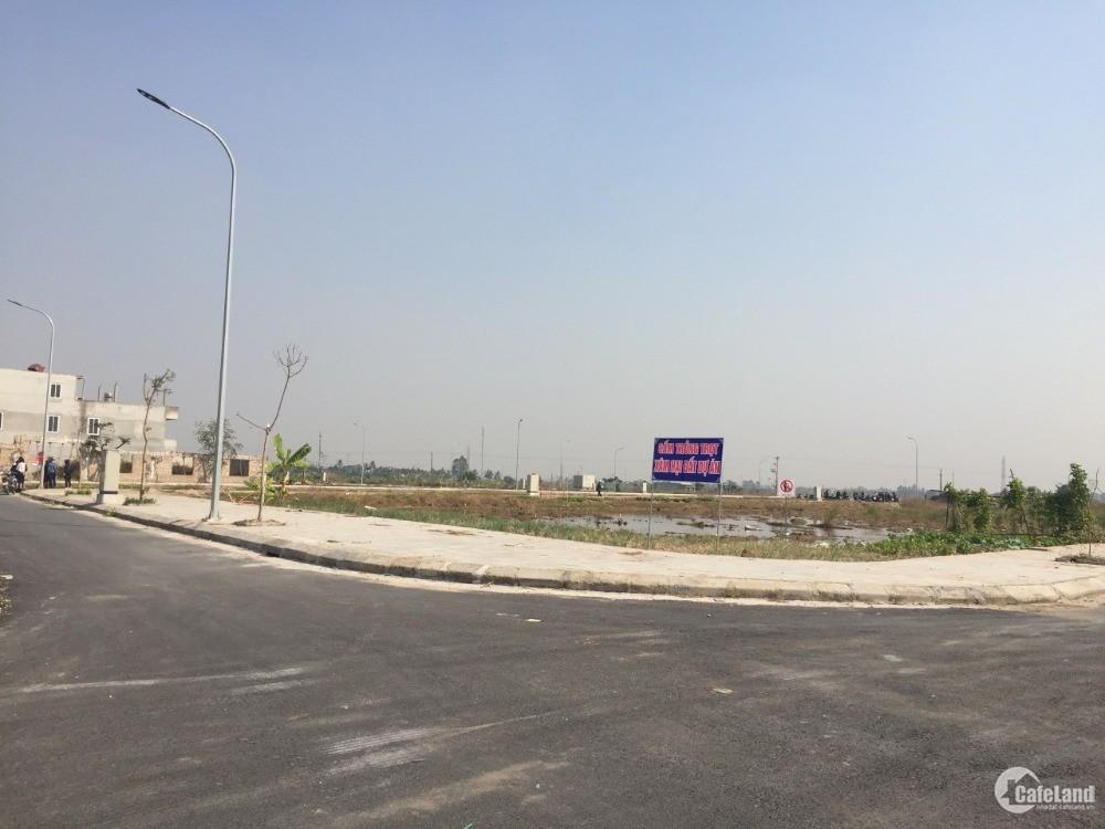 Bán lô đất dự án Đa Phúc Central Park, Dương Kinh, HP