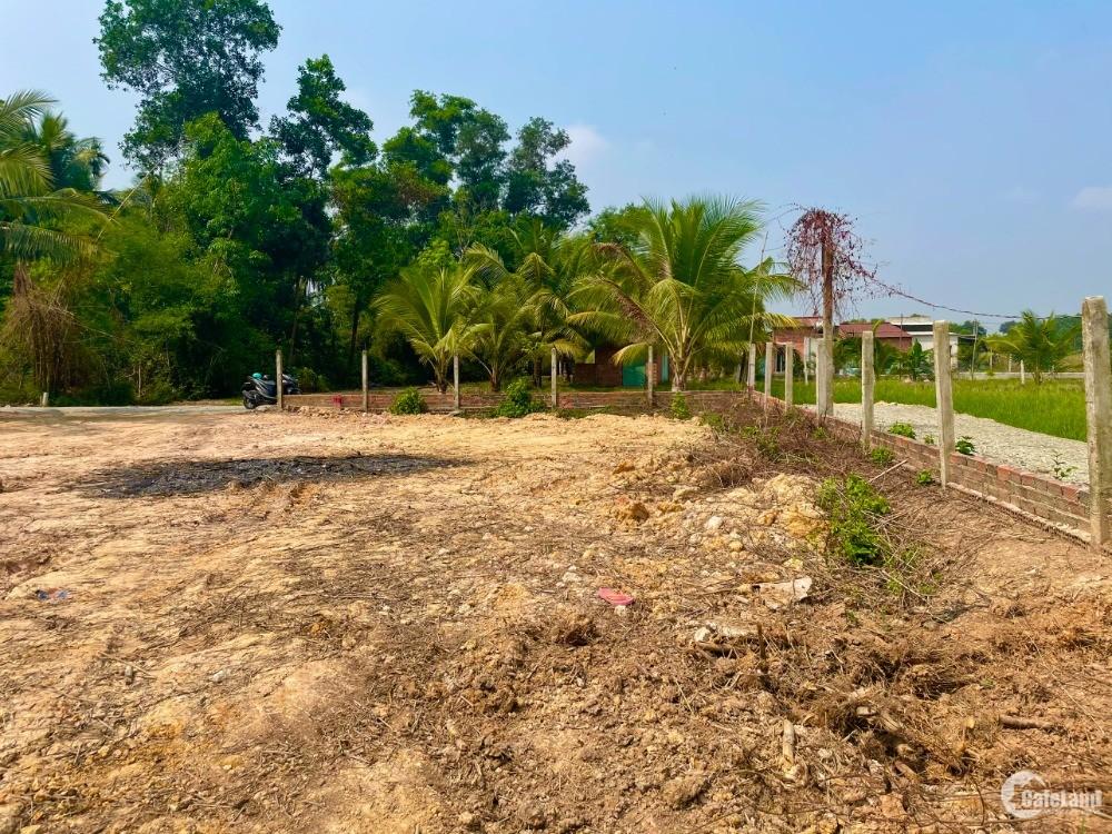 Cần bán gấp lô đất gần ấp Cây Xoài, ngay huyện đội Gò Dầu,Tây Ninh,giá chỉ 260tr