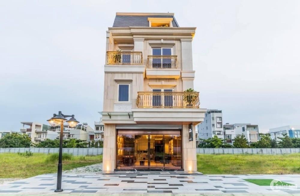 Nhà phố thương mại thấp tầng hạng sang Regal Pavillon ngay tại Trung Tâm Tp Đẵng