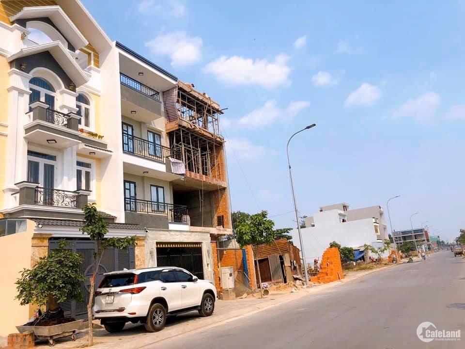 Bán miếng đất thổ cư, ở Xã Phạm Văn Hai 1ty3/86m2, Đất Chính Chủ