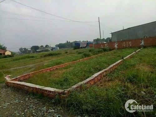 Bán lô đất Vĩnh Lộc B, Bình Chánh 4x10 giá 320tr, bao công chứng