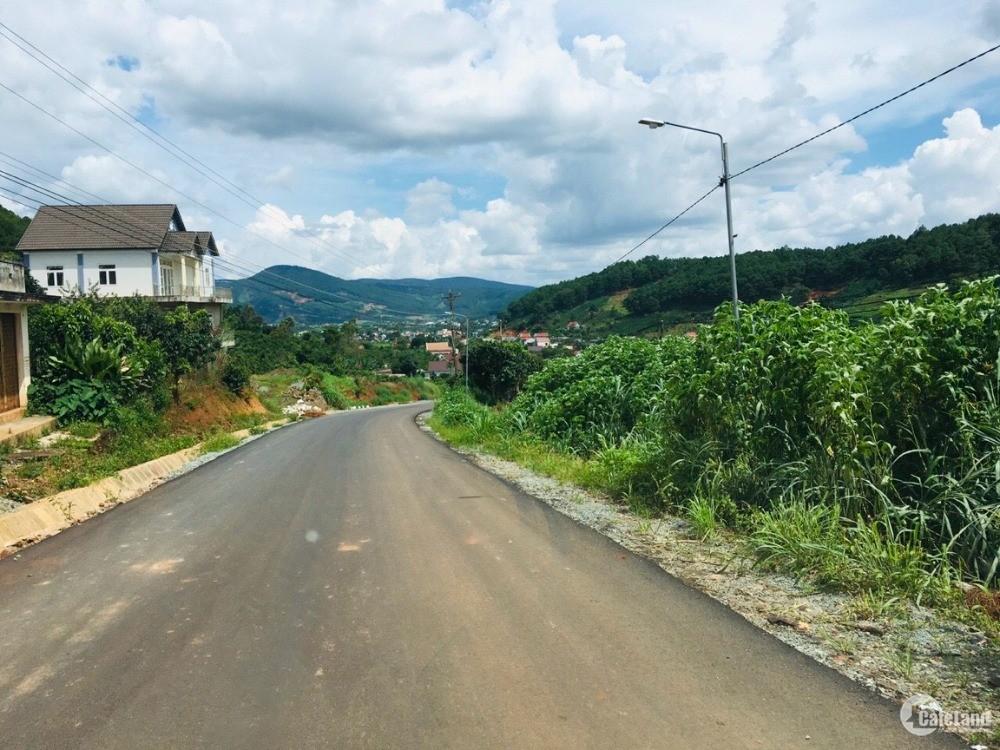 bán lô đất thị trấn Nam Ban thổ cư 481m2 ngay KDL Thác Voi