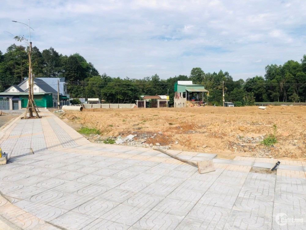 Đất nền khu vực sân bay quốc tế Long Thành