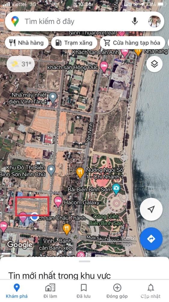 Cần chuyển nhượng 2 Suất ngoại giao Khu đô thị K2 Biển Bình Sơn (giá gốc CĐT)