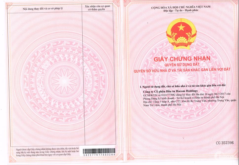 Tặng ngay 8 chỉ vàng khi mua đất nền sổ đỏ tại KĐT Bình Sơn Ninh Chữ