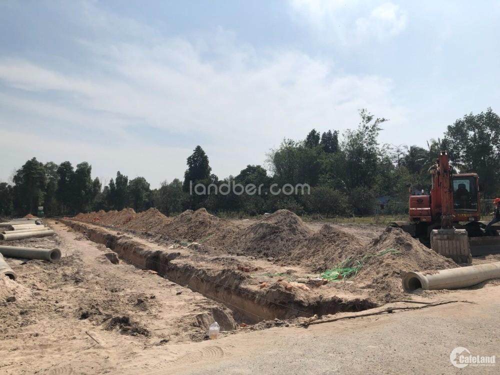 Bán 3 mảnh đất giá 950tr, mỗi lô 126.2m2 Ấp Búng Gội, Phú Quốc