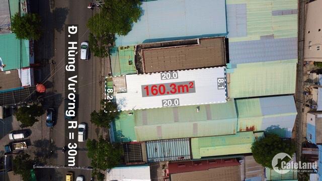 Bán mảnh đất mặt tiền đường Hùng Vương TP Phú Quốc