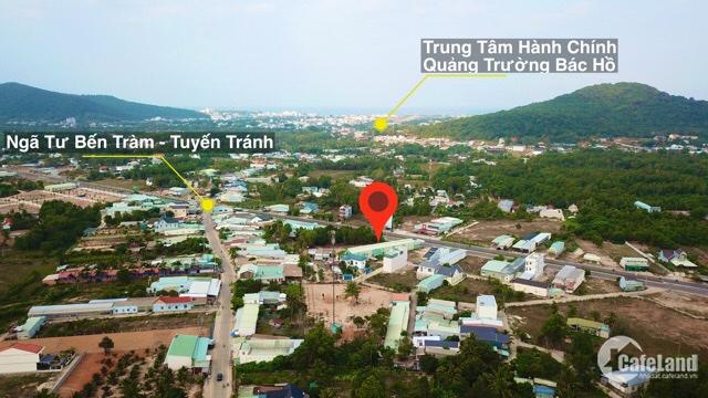 Bán mảnh đất mặt tiền đường Tuyến Tránh Dương Đông TP Phú Quốc