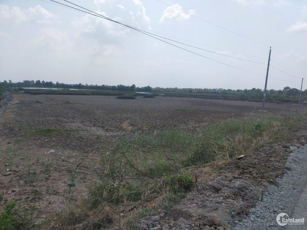 bán đất quản lộ phụng hiệp cách cà mau 22km