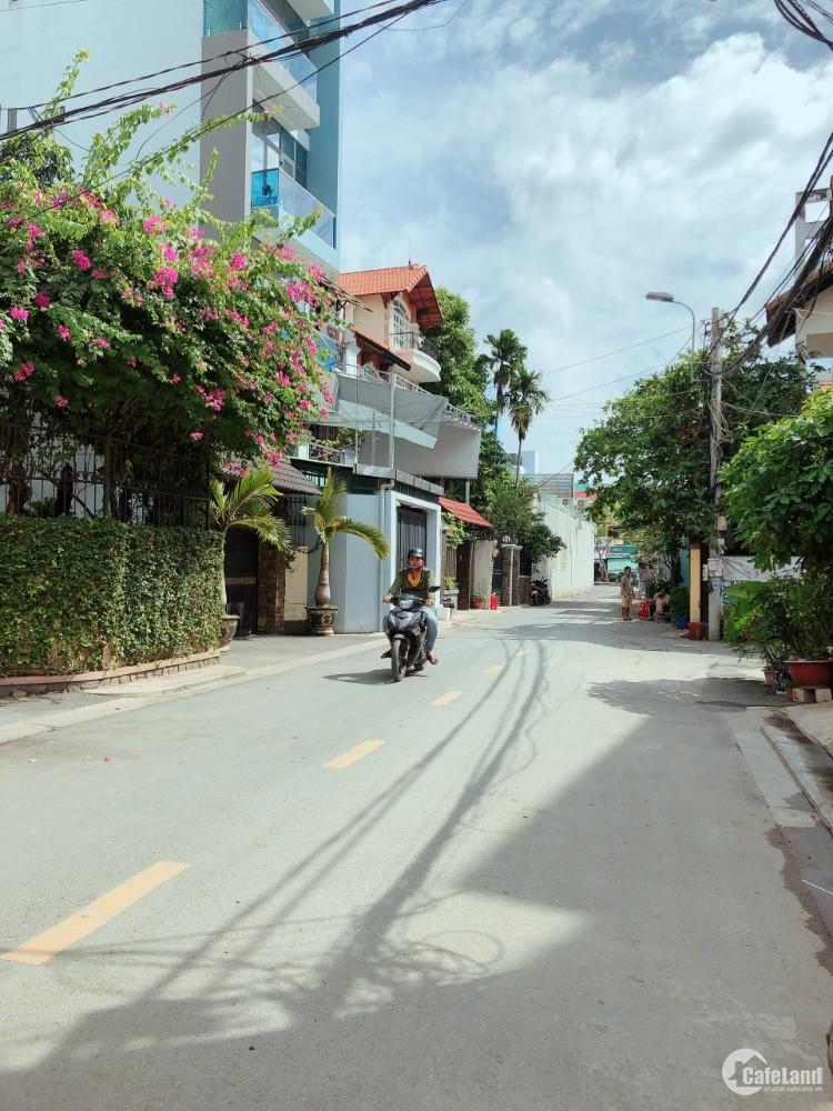 Bán lô đất Rẻ đường Trần Não - Bình An- Tp. Thủ Đức. 5,6x20. GPXD: Hầm 5 tầng.