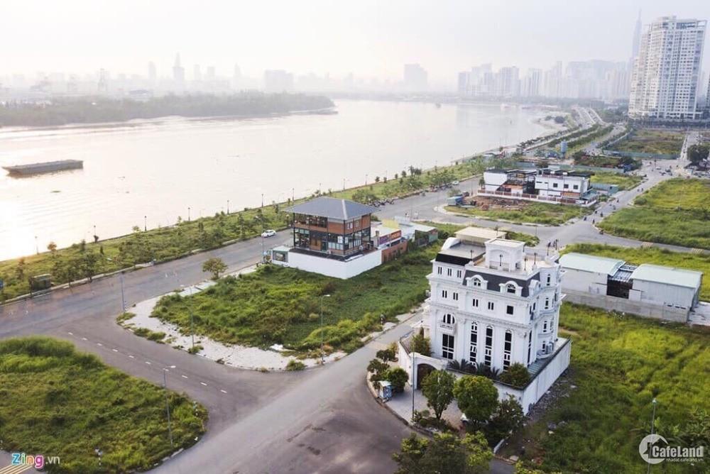 Chính chủ bán đất khu 1 Thạnh Mỹ Lợi Q2- DT10x20m, giá 120tr/m2, SHR