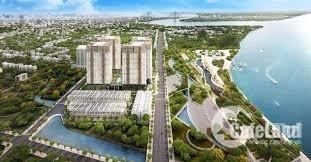 Căn hộ Q7 SG Riverside view sông Sài Gòn, giá cực rẻ, chỉ từ 2.3 tỷ/căn 2pn2wc