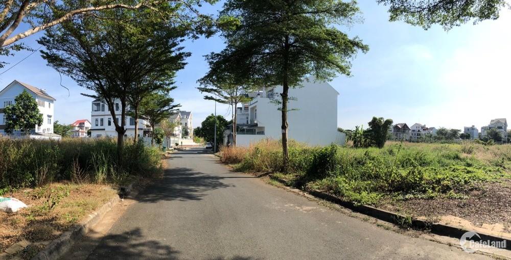 #HUNGVILAND - Bán nền nhà phố 100m2 KDC Gia Hòa giá rẻ rề chỉ 7.X tỷ
