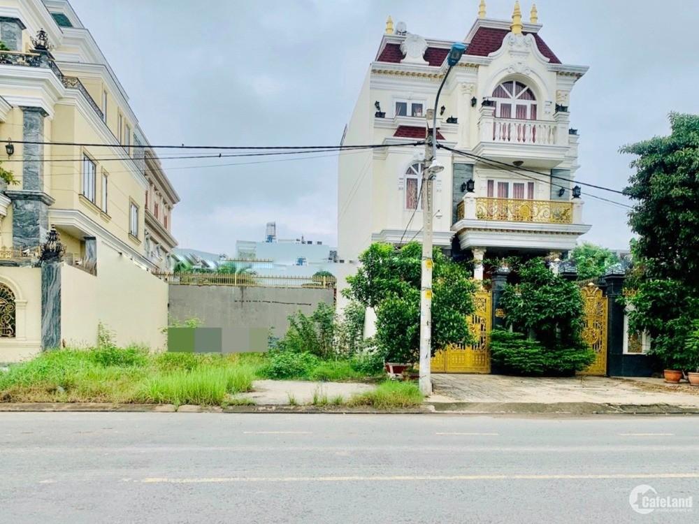 Chính Chủ Bán Lại Nền Góc 10x27,88m= 278,8m2 (9.2 tỷ) - KDC Phạm Văn Hai - (Tân