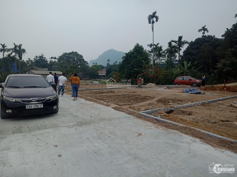 Đất nền Phú Mãn, Quốc Oai Hoà Lạc 142m2, giá chỉ 890tr đối diện UB xã Phú Mãn