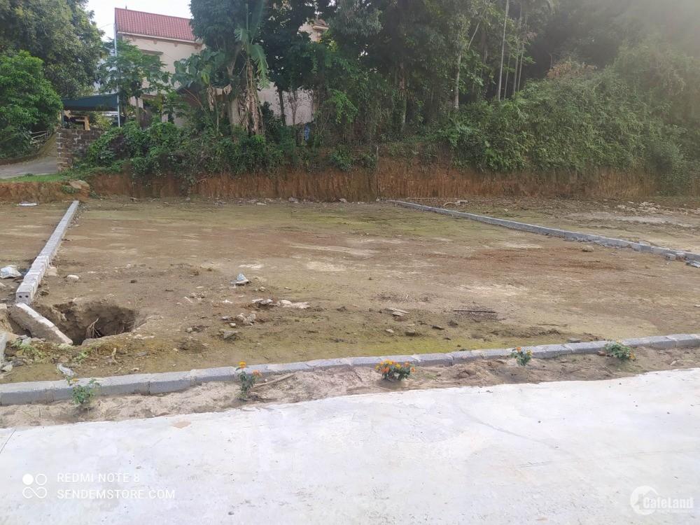 Chính chủ gửi bán lô đất ngay mặt đường Phú Mãn đối diện UBND, giá chỉ 6.2tr/m