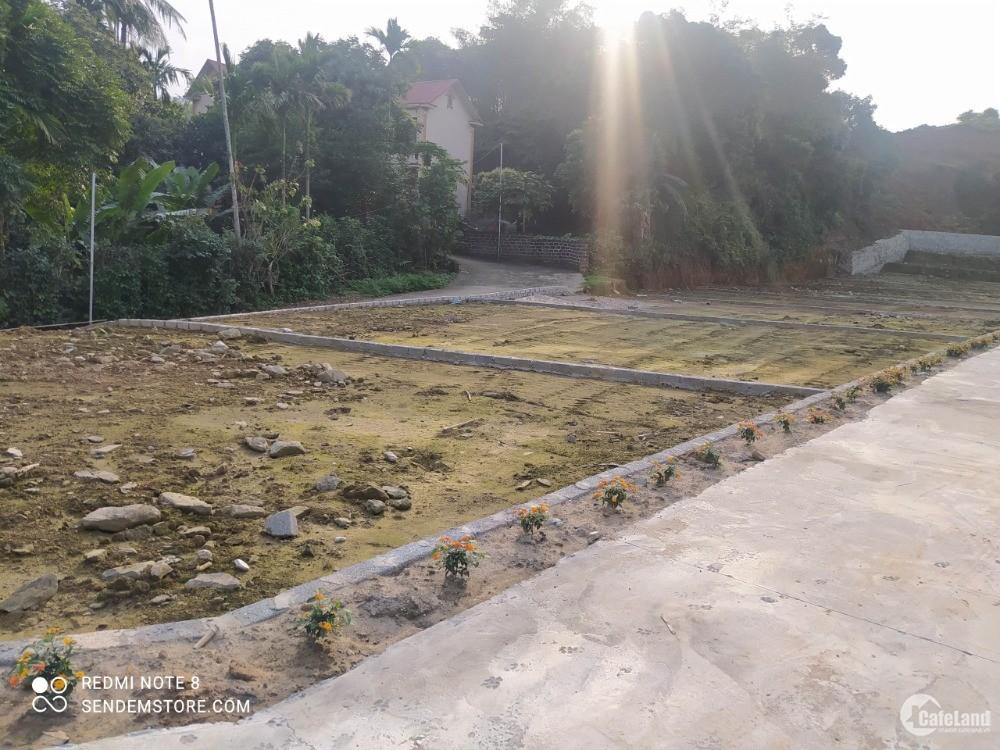 Mở bán lô nội bộ sát trục chính đường Phú Mãn mặt tiền 12m 8tr/m2