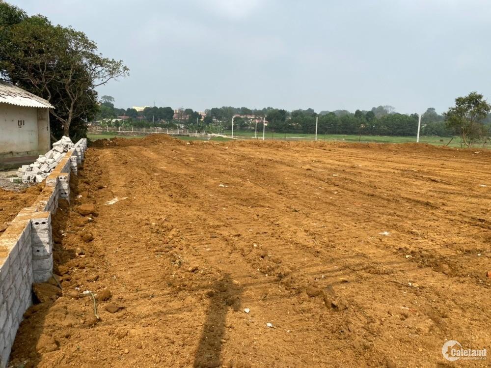 Chi tiết: Lô đất mặt đường Đồng Trạng Cổ Đông cách QL 21 300m 160m2 đường lớn