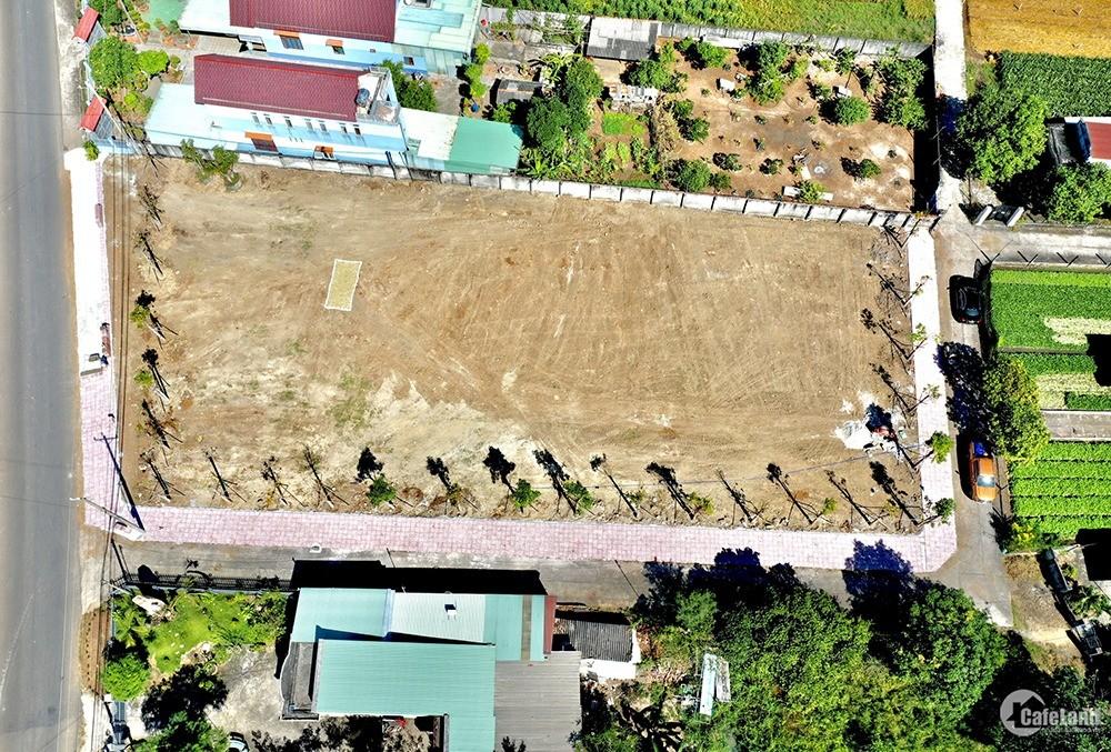 Đất DT: 168m2, 2MT đường nhà nước 12m,  SHR sẵn, 1 TỶ 770
