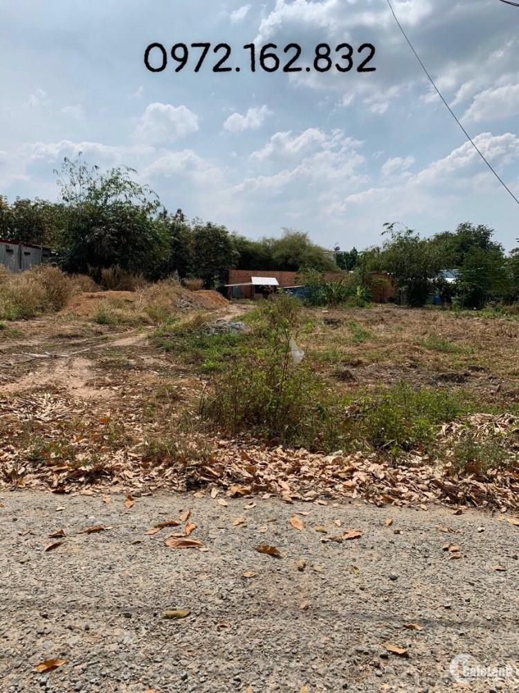 Tôi có lô đất sổ sẵn phường Hòa Lợi, gần TP Mới, Visip2, sổ sẵn thổ cư