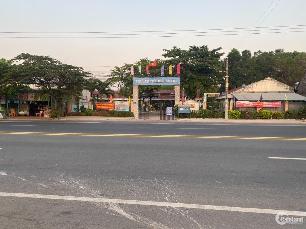 Bán gấp đất Hòa Lợi, tiện xây trọ kinh doanh gần ngã tư Hòa Lợi