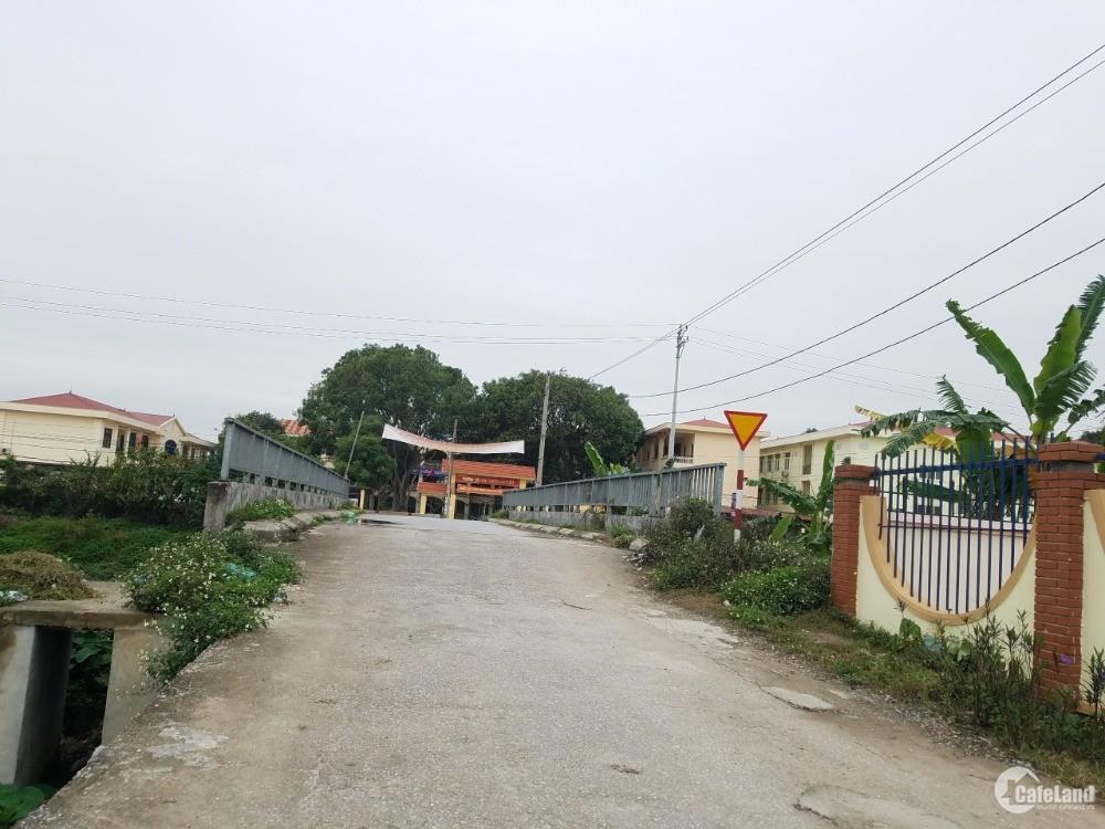 Đất Ngũ Thái, Thuận Thành 108m2, ô tô đỗ cửa, KD, nhỉnh 1 tỷ.