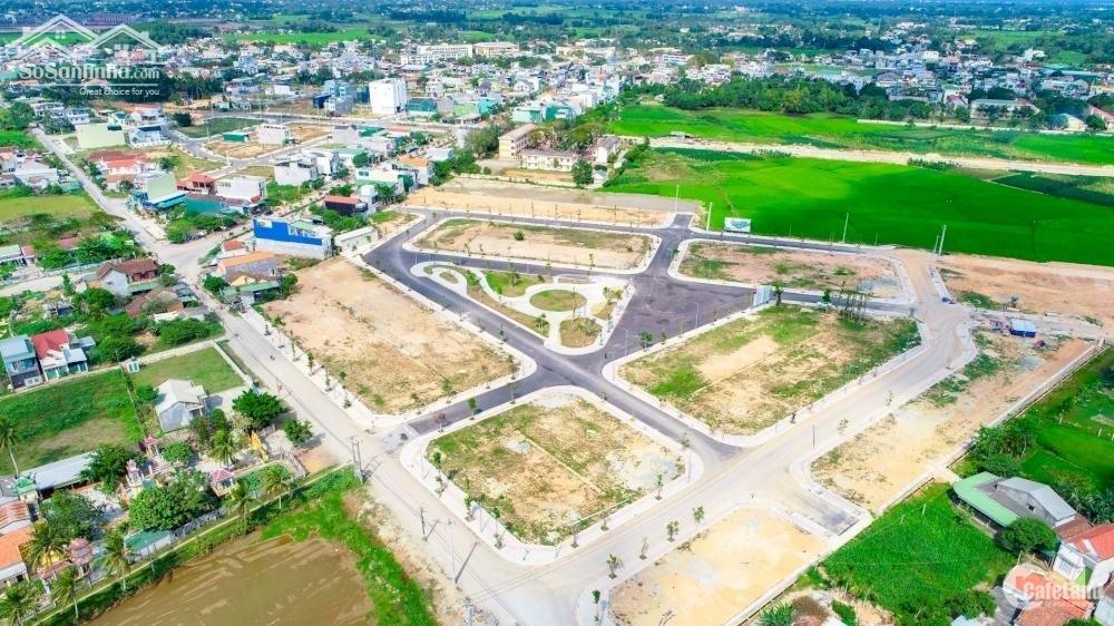 Dự án đất nền giá rẻ tại thành phố Quảng Ngãi ven sông Bàu Giang