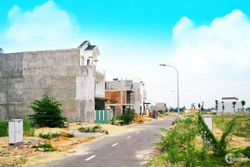 Cần bán lô đất hướng Bắc 125m2 khu đô thị Phú Mỹ LH 0905548908