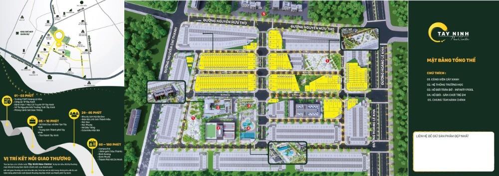 bán bán đất nền dự án tại khu đô thị phường 3 tp tây ninh