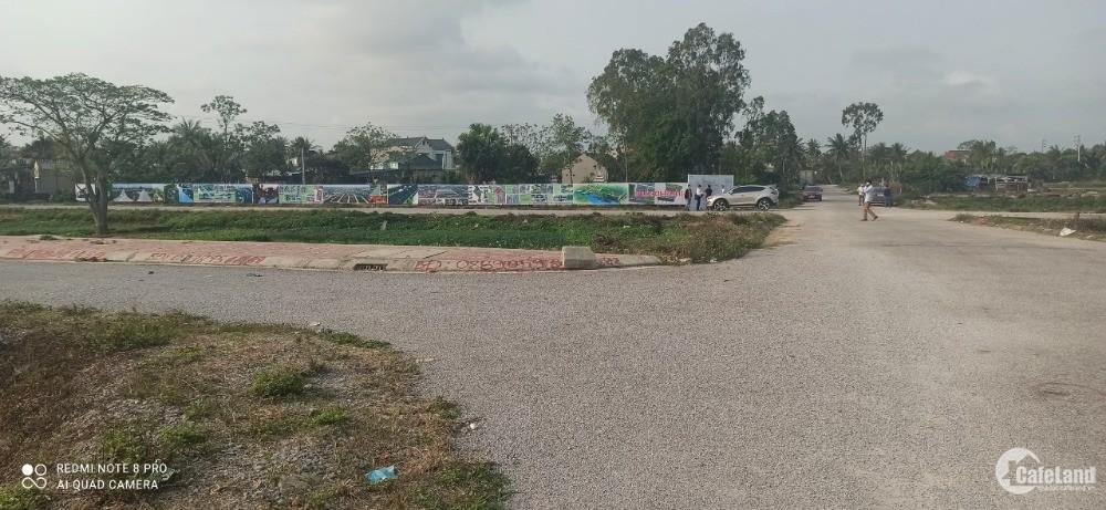 Bán nhanh lô đất MB 8197 Quảng Tâm - Quảng Phú, Thành phố Thanh Hóa giá đầu tư