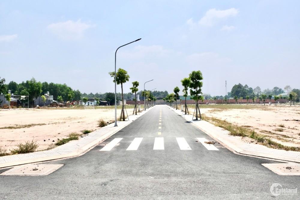 Đất nền Star New city sổ hồng riêng , xây tự do liền kề KCN Giang Điền.