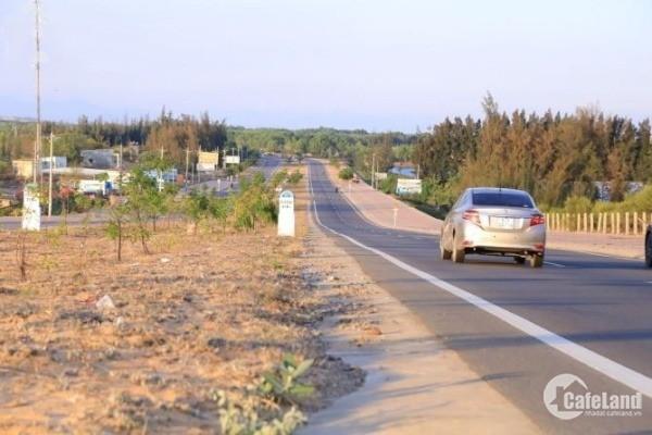 Bán đất Hồng Thái,cách đường liên xã nối từ quốc lộ 1A đi thẳng ra biển 200m