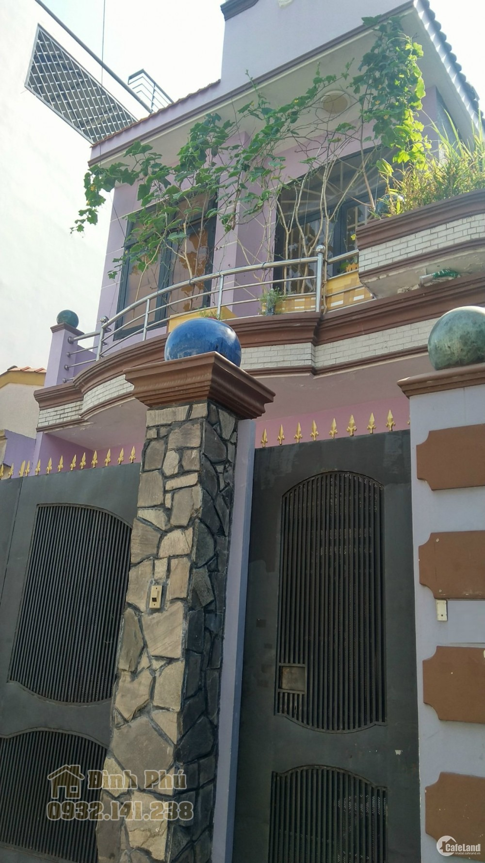Bán nhà hẻm đường Lý Tuệ, phường Tân Quý, quận Tân Phú, DT: 5.5x19 Giá 6.5 Tỷ 1