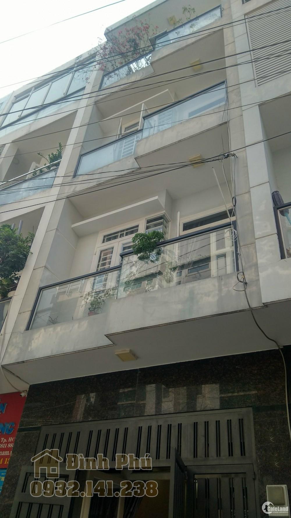 Bán nhà hẻm đường Tân Kỳ Tân Quý, quận Tân Phú, DT: 4x14 Giá 7 Tỷ