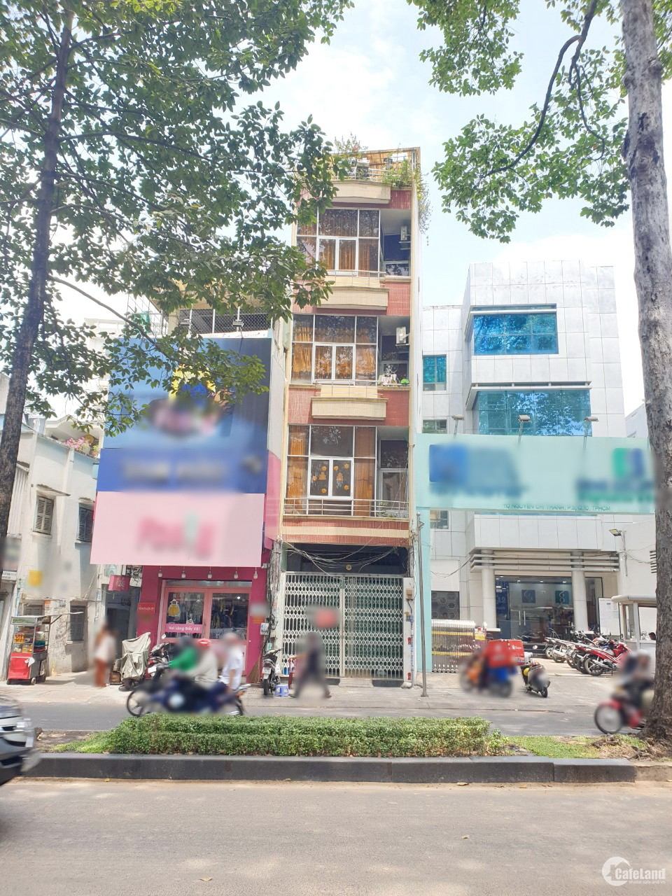 Nhà (4*12.5m/3lầu/ST) mặt tiền kinh doanh Nguyễn Chí Thanh P3 Q10