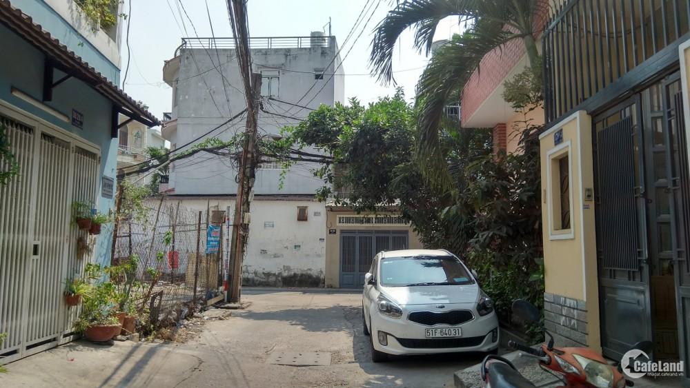 Bán Lô Đất hẻm xe hơi đường Lê Đình Thám, Tân Quý, quận Tân Phú, DT: 4.4x14 Giá