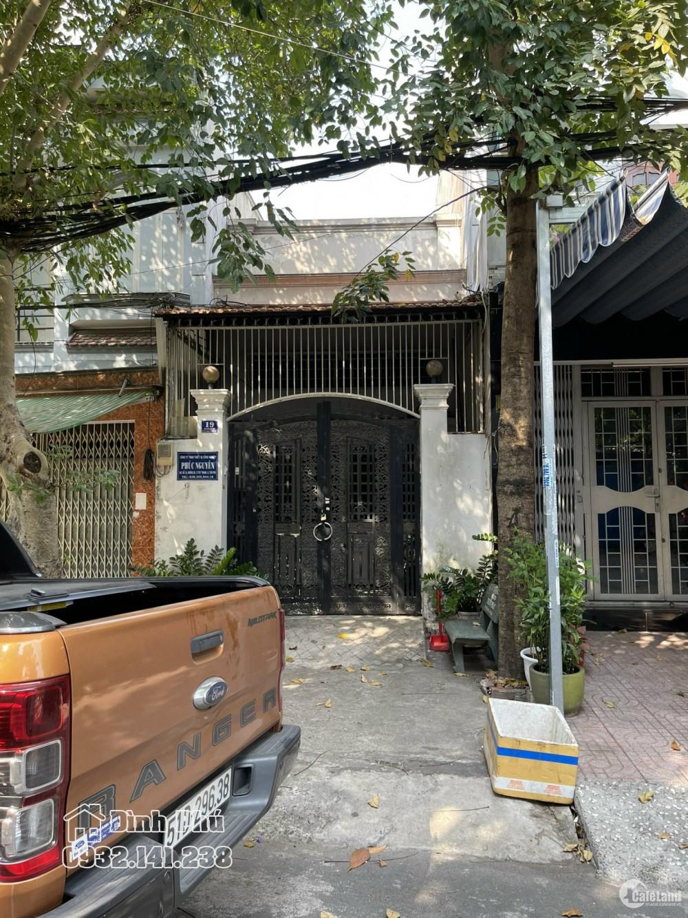 Bán nhà mặt tiền Đường B1, Tây Thạnh, quận Tân Phú DT: 4x17 Giá 6.8 Tỷ 1 Lầu