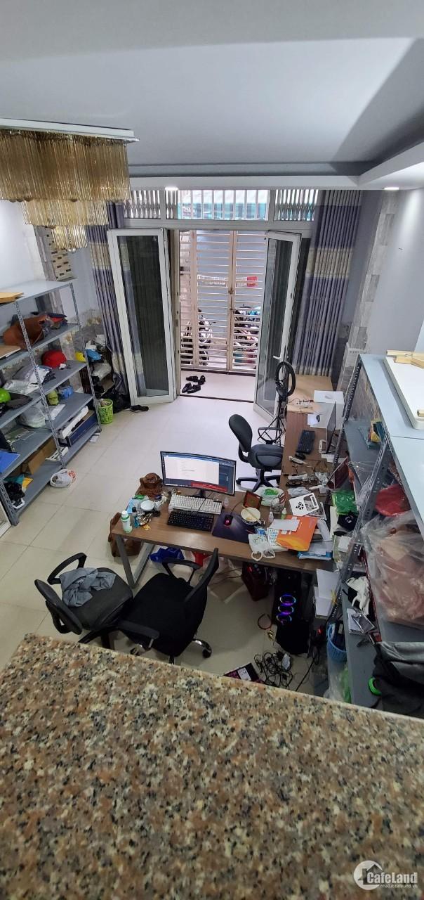 ĐẠI HẠ GIÁ nhà Tân Phú sát Quận 11 55m2 Hẻm Xe Hơi Ngang 4m6 4 Tầng giá chỉ 5 tỷ