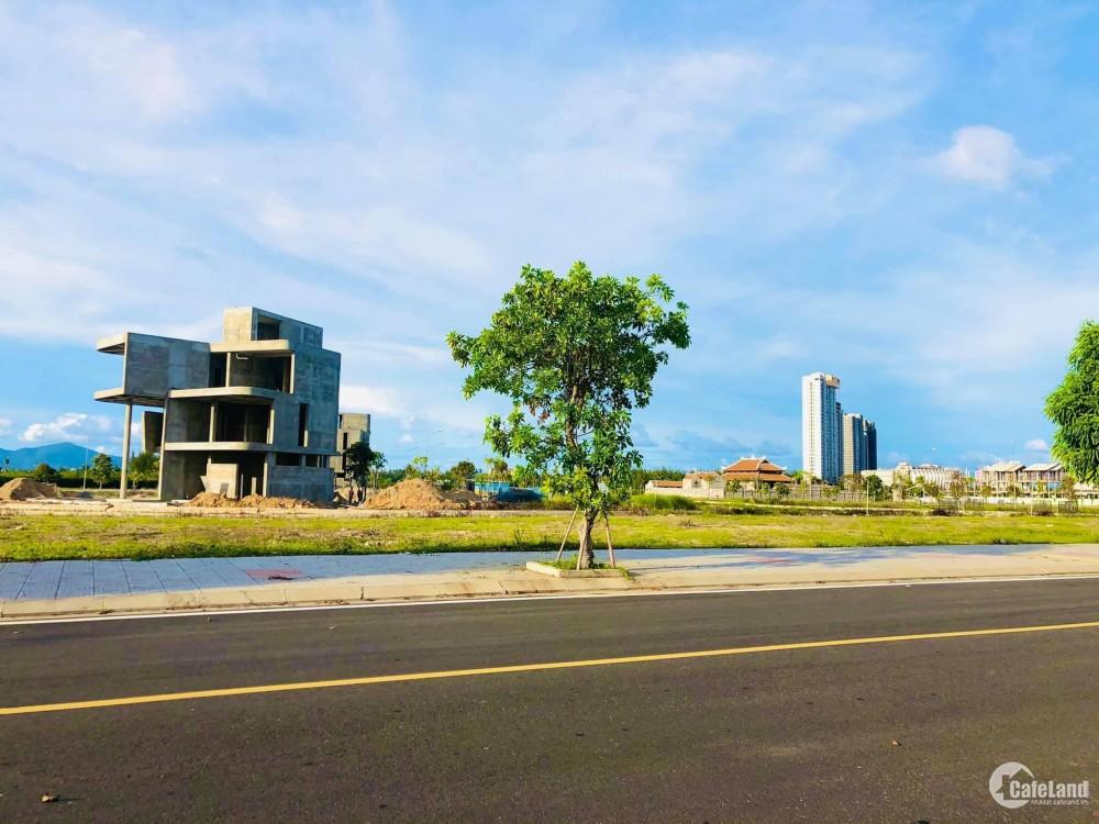 Đất biệt thự view Sông Cổ Cò, đường thông ra biển 500m - Sở hữu chỉ  cần1,5 tỷ