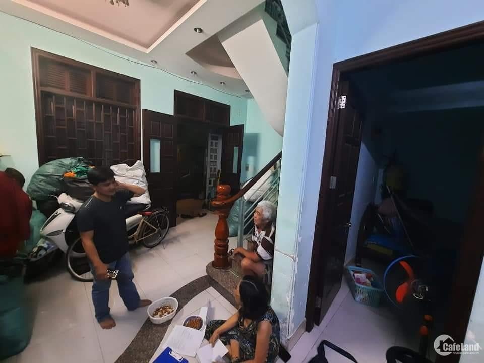 Nhà 1 trệt 1 lầu 56m2 Đường Số 1, P. BHH, Q. Bình Tân, giá 3tỷ35