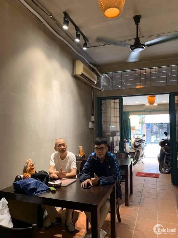 MẶT TIỀN Phan Văn Trị, phường 14 Quận Bình Thạnh , 61m2, 3 tầng, Giá 11.8