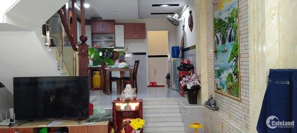 Bán nhà ĐỘC LẬP Quận Tân Phú 4 Tầng Ngang 4m 2 Hẻm Xe Hơi Vào Tận Nhà